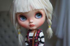 Reservados de M Ooak Custom Blythe Doll NOKO por por BlythebyCihui