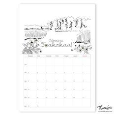 Ilmainen tulostettava toukokuun 2016 seinäkalenteri #ilmainen #tulostettava #kalenteri #2016 #toukokuu #free #print #calendar #May