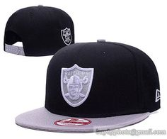 Cheap Wholesale Oakland Raiders Snapback Caps Black Gray Hats for slae at US$8.90 #snapbackhats #snapbacks #hiphop #popular #hiphocap #sportscaps #fashioncaps #baseballcap