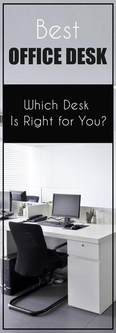 12 Office Desk Redo Ideas for you to renovate your Work space! Neat Desk, Cool Office Desk, Office Decor, Home Office, Office Ideas, Cubicle Design, Desk Redo, Desktop Decor, Desktop Organization