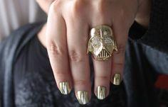 Darth Vader ring