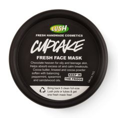 Products - -Masks - Cupcake - IMPERFECTIONS NON EXFOLIANT