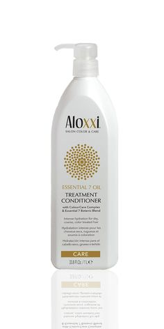 Aloxxi Essential 7 Oil Care Treatment Conditoner 1000ml.