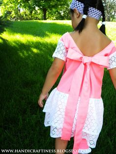 Handicraftiness: Kids Clothes Week Day One