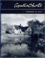 Murder is Easy written by Agatha Christie performed by Sean Barrett on Cassette (Abridged)