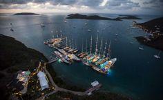 Loro Piana Caribbean Superyacht Regatta & Rendezvous | BLU&news