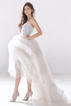 Julianne Syjuco Bridal Gown Collection Model: Xandra Rocha Photography: Marc Nicdao