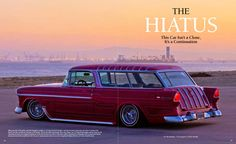 Issue #55 : The Rodder's Journal, Published for the Custom Car and Hot Rod Enthusiast