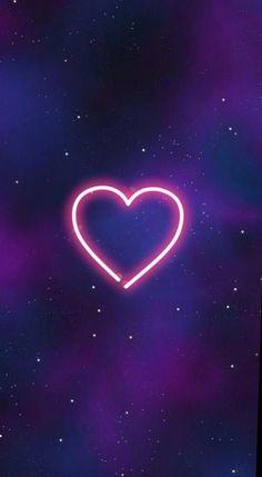 Love Pink Wallpaper, Heart Wallpaper, Galaxy Wallpaper, Lock Screen Wallpaper, Wallpaper Backgrounds, Instagram Logo, Free Instagram, Simple Illustration, Social Media Icons