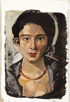 Τσαρούχης Γιάννης – Yannis Tsarouchis [1910-1989] Part.II | paletaart3 – Χρώμα & Φώς