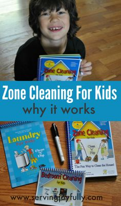 We are big believers in kids doing chores around here. It's so important that we lovingly and gently train them now to be diligent workers. The habits we build in them now will stick with the… Zone Cleaning, Cleaning Hacks, Christian Homemaking, Chore Chart Kids, Chores For Kids, Monkey Business, Special Needs Kids, Educational Activities, Mom Blogs