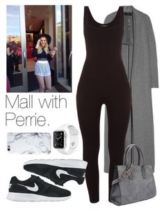 """""""Mall with Perrie."""" by fireproofnarry ❤ liked on Polyvore featuring Haider Ackermann and NIKE"""