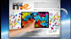 Our Color into Music Leap Motion Apps