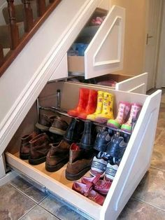 For sure doing this in our next house... Hands down, regardless of cost lol!