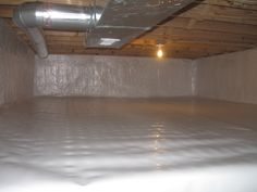 Beautiful Basement Encapsulation Cost