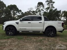 2013 Ford Ranger Wildtrak PX Auto 4x4-$50,750*