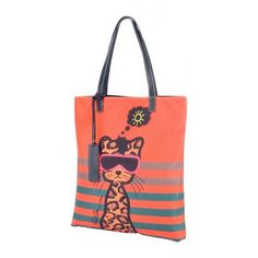 Bolsa Filhotes Leopardo no site www.ShopShoes.com.br