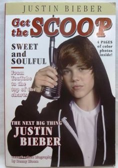 Justin Bieber-Unauthorized Biography-2010 Paperback-4 Pages of Color Photos - http://books.goshoppins.com/biographies-memoirs/justin-bieber-unauthorized-biography-2010-paperback-4-pages-of-color-photos/
