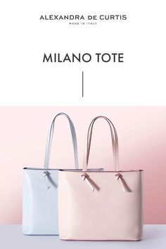 Are you looking for a designer leather handbag? Click through to check out the Milano Tote, handmade in Italy with smooth Italian Leather Handbags, Designer Leather Handbags, How To Make Handbags, Tote Handbags, Ballet Flats, Purses And Bags, Fashion Inspiration, Smooth, Italy