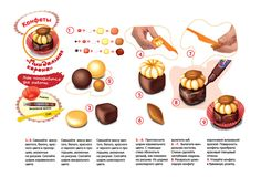 Almond sweet from salt gough