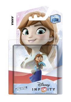 Disney Infinity Character - Anna : Amazon.co.uk: PC & Video Games PS3