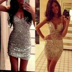 Hen's night dress! Guests wear something with Bling!!