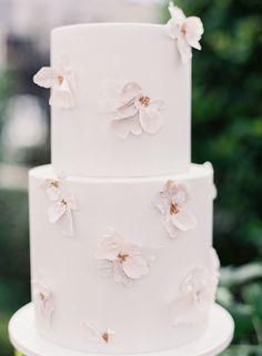 Mini Wedding Cakes, Square Wedding Cakes, Elegant Wedding Cakes, Wedding Cakes With Flowers, Beautiful Wedding Cakes, Wedding Cake Designs, Wedding Cake Toppers, Beautiful Cakes, Dream Wedding