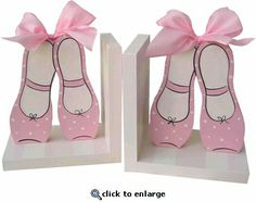 Ballet show bookends