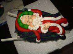 Papai Noel Biscuit