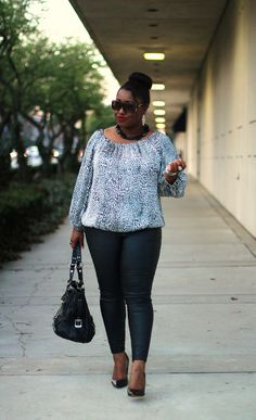 Shapely Chic Sheri - Curvy Fashion and Style Blog