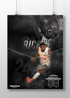 Illinois Game Posters by Eduardo Diazmuñoz, via Behance