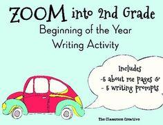 2nd Grade Beginning