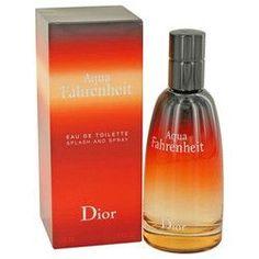 Aqua Fahrenheit by Christian Dior Eau De Toilette Spray 2.5 oz (Men)