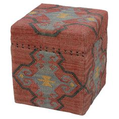 I pinned this Iver Storage Ottoman from the Prescott and Parker event at Joss and Main!