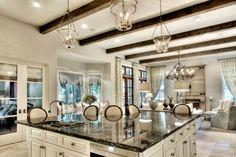 Open plan Kitchen/ Family Room  - Blailock Design