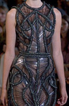 Iris Van Herpen Fall 2012 Couture