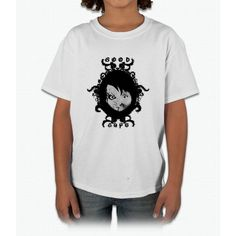 Chucky Doll Horror Movie Series Old Portrait Styled Shirt Bee Movie Young T-Shirt
