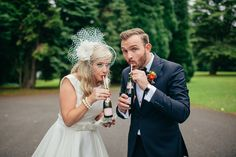 1950s Inspired Scottish Wedding. I love this couples cute ideas!