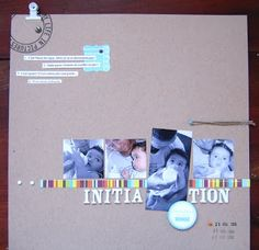 Page - Initiation