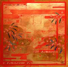 online art gallery of spiritual / zen inspired paintings by Nerina Lascelles