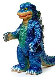 M1Go Godzilla Custom