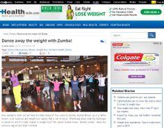 ZUMBA FITNESS ARTICLE PUBLISHED IN HEALTH INDIA – Zumba Fitness Mumbai