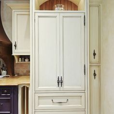 Eclectic Design, Interesting concept..this 'cabinet' is a door to another room