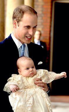 Royal Christening Photos