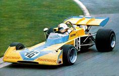 Mike Hailwood - Surtees TS10 Cosworth BDA/Hart - Matchbox Team Surtees - I Greater London Trophy 1972