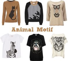 """animal motif"" by imajumaican on Polyvore"