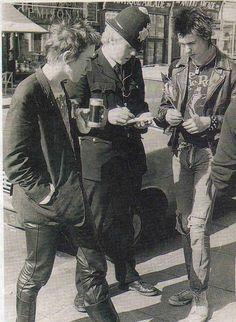 John Joseph Lydon & John Simon Ritchie
