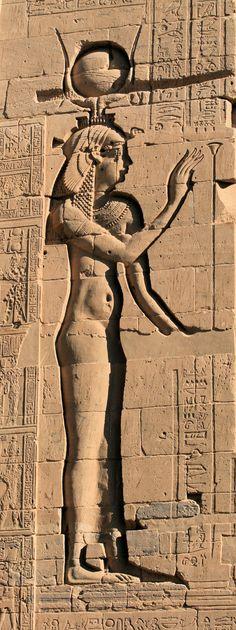 https://flic.kr/p/7uXKsf | Philae Temple 13 | Philae Temple Aswan