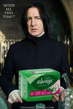 Harry Potter snape