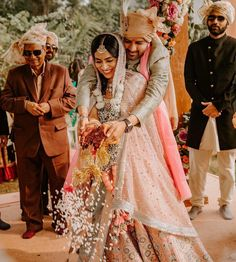 Tips For Planning The Perfect Wedding Day – Divine Bridal Indian Wedding Ceremony, Desi Wedding, Wedding Bride, Bride Groom Photos, Indian Bride And Groom, Wedding Couple Poses, Wedding Couples, Wedding Guest Style, Bridal Style